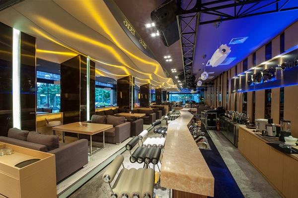 Thi công nhà hàng The Budgets tại Hà Nội